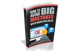 Thumbnail How To Avoid Big Mistakes When Marketing Online