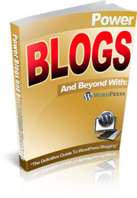 Product picture Power Blogs ****WITH PLR RIGHTS****