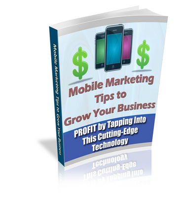 Product picture  Mobile Marketing PLR Article Pack ****with PLR RIGHTS****