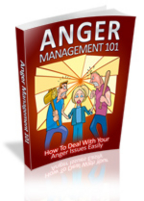 Product picture Anger Management 101***WITH PLR RIGHTS***